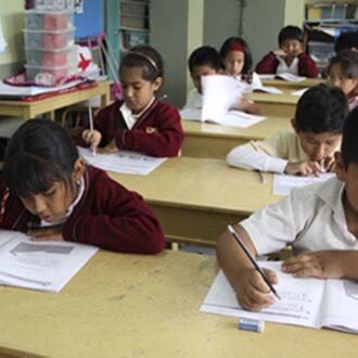 Evaluación estudiantes